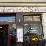 صورة فوتوغرافية لـ Gosciniec pod Zamkiem Restauracja