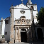 Parte externa da Capela de Óbidos
