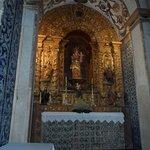 Interior da Capela de Óbidos