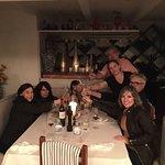 Comemorando junto com o Chef Antônio e a Luciana