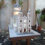 maquette de la cathédrale