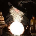 Čaroděj - úniková hra pro děti
