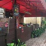 Molo Mansion Cafe kiosk