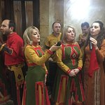 This is the music group at Tavern Yerevan, offering wonderful singing and dancing.