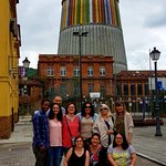 Guided tour to la Felguera, Asturias