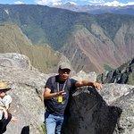 Julian helped us to FEEL Machu Pichu