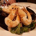 A good mix of seafood