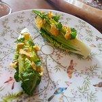 Kopfsalat mit Parmesan