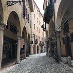 Quartiere dell'Antico Ghetto Ebraico di Padova Foto