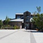 Mono Basin Scenic Area Visitor Center, Lee Vining, CA, June 2018