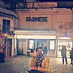 Fotografie: Cinema Farnese Persol