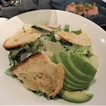 Escarole Caesar Salad (Avocado, Radish, Country Boule) $19