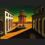 """Cultural Trips: Osimo. Palace Fontana houses the exhib. """"Giorgio de Chirico e la Neometafisica."""""""