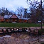 Blackberry Farm - Dining at The Barn - Al Fresco Seating