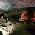 The Cango Caves照片