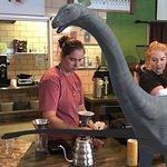 Bild från Pangea Coffee Roasters