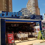 The Clipper Pub just off Levante Beach