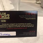 Photo of Los Gomez Taberna