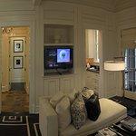 Blackberry Farm - Hill Cottage - Lancaster - Livingroom
