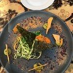 Seafoodplatte