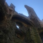 Dunstanburgh Castle照片