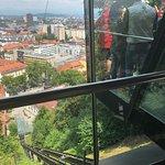 The Ljubljana Castle照片