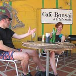 Cafe Bonsai Foto