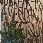 Americano Black Coffee & Food