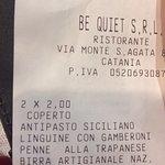 Foto de Ristorante Be Quiet
