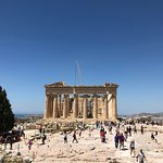 The Parthenon...breathtaking
