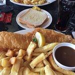 Foto van Neptune Fish Restaurant
