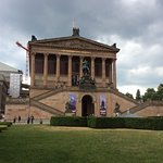 Museum Island Berlin - the Alte Nationalgalerie