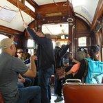 Porto Tram - very popular
