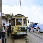 Porto Tram in Foz