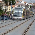 new style Porto Trams