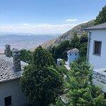 View from Makrinitsa Greece