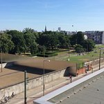 Memorial of the Berlin Wall