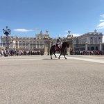 马德里皇宫照片