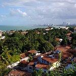 Olinda/Recife - vistas do Elevador da Caixa d'Água do Alto da Sé