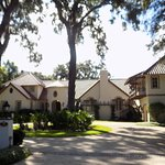 House on Avenue of Oaks