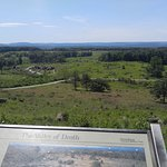 view from Little Round Top