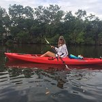 Kayaking with the best wildlife you will ever see!!