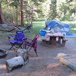 Aspenglen Campground Photo
