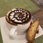 The most amazing cappuccino!