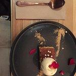 Torta All'Arancini - orange & almond cake sideways!