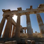 Another shot of the Parthenon