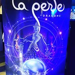 The show not to be missed - La Perle!