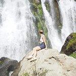 Shaki waterfall