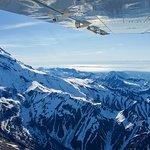 Alaskan range mountain