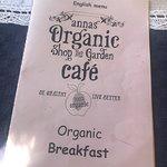 Photo of Anna's Organic Shop and Gardencafe